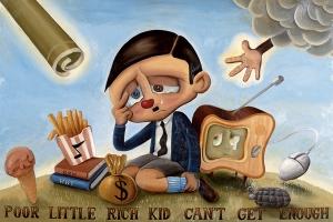 Poor Little Rich Kid 2006