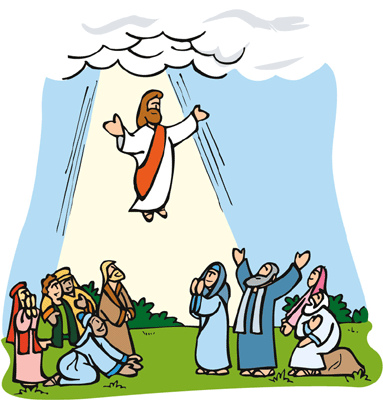 ascension day gralefrit theology he is risen clip art he is risen clip art black & white