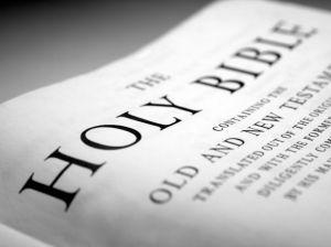 Bible,open