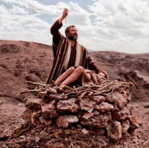 Abraham-sacrificing-Isaac