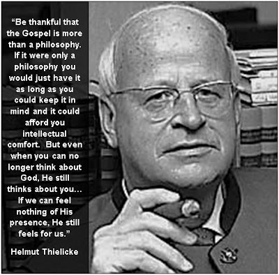 Helmut Thielicke A Little Exercise For Young Theologians P36 37